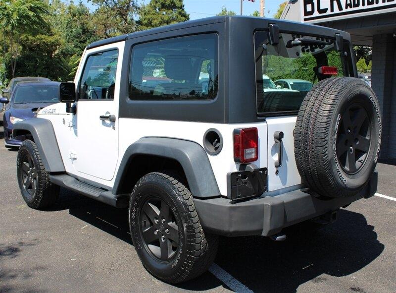 Jeep Wrangler 2012 price $17,991