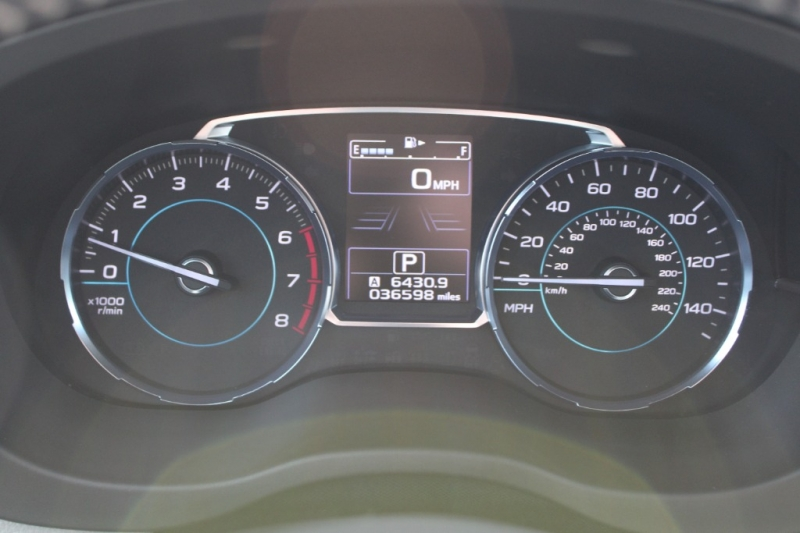 Subaru Forester 2017 price $16,491