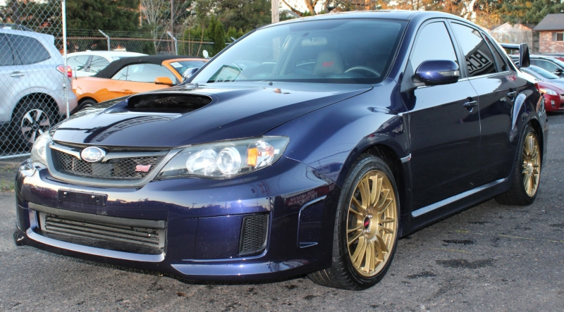 Subaru Impreza Sedan WRX FULLY MODIFIED TON OF AFTERMARKE 2011 price $19,491