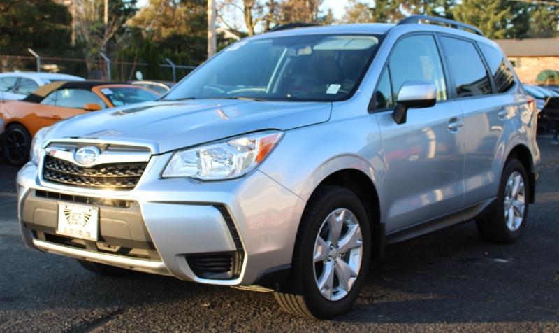 Subaru Forester 2015 price $14,991