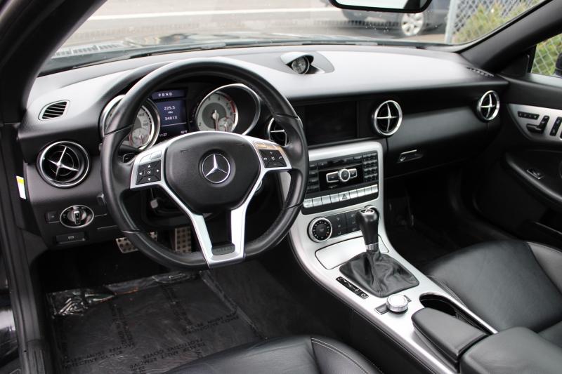 Mercedes-Benz SLK-Class 2012 price $21,791