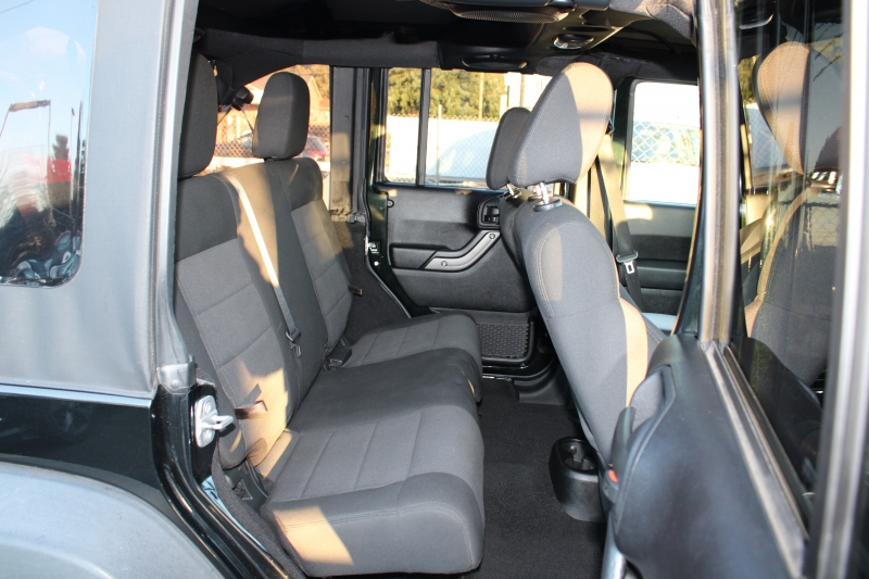 Jeep Wrangler Unlimited 2012 price $21,491