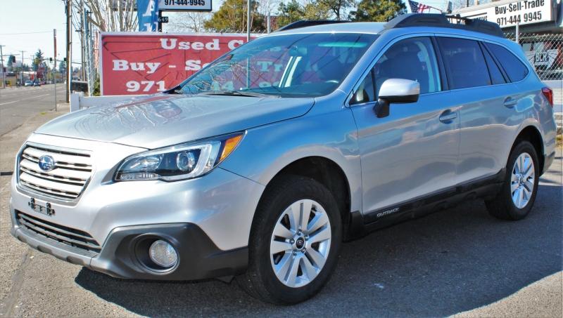 Subaru Outback 2017 price $19,491
