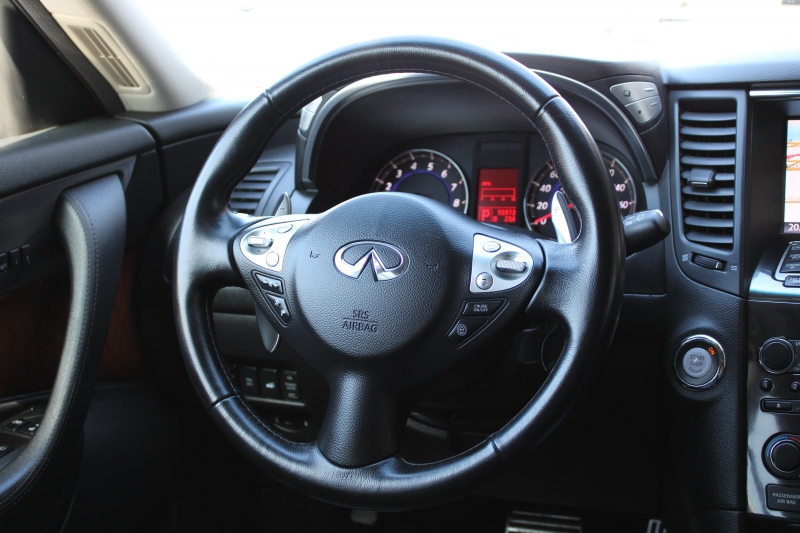 Infiniti FX50 Adaptive Cruise Control HTD Seats, Navi Leath 2011 price $17,491
