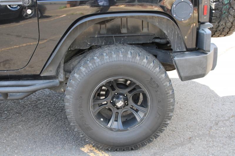 Jeep Wrangler 2008 price $15,991