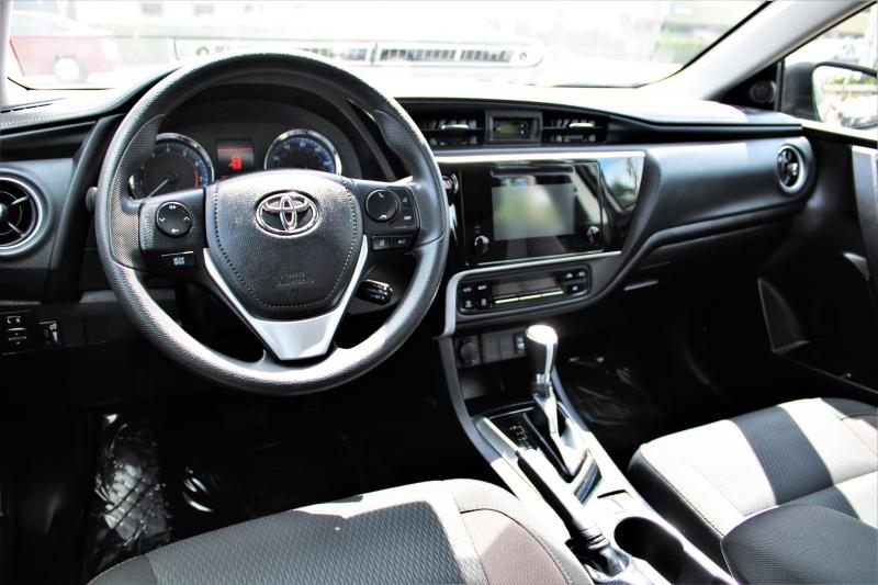 Toyota Corolla 2018 price $12,991