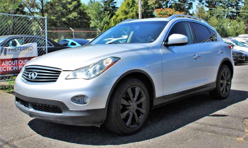 Infiniti EX35 AWD Backup Cam 2011 price $9,491