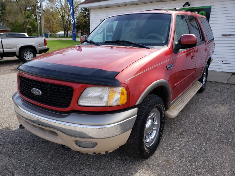 Ford EXPEDITION 2001 price $2,485