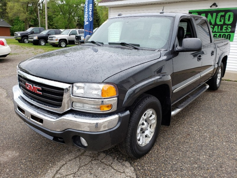 GMC NEW SIERRA 2005 price $9,850