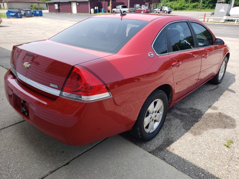 Chevrolet IMPALA 2008 price Apply online today