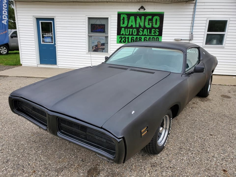 Dodge CHARGER 1971 price $8,500