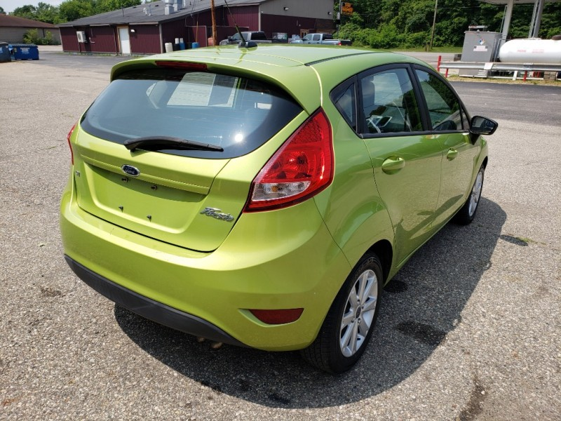 Ford FIESTA 2011 price Apply online today