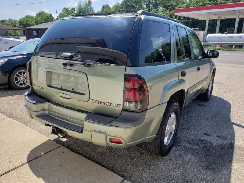 Chevrolet TRAILBLAZER 2004 price Apply Online Today