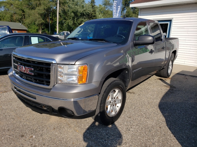 GMC SIERRA 2009 price $5,780