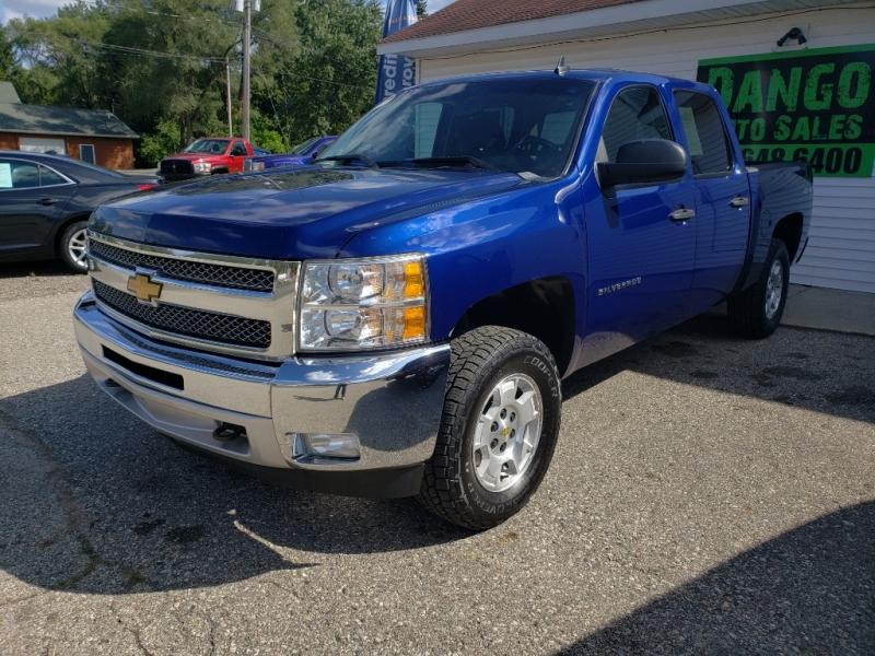 Chevrolet SILVERADO 1500 2013 price $9,780