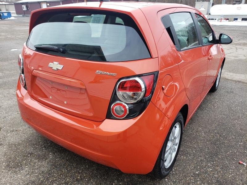 Chevrolet SONIC 2012 price $2,995