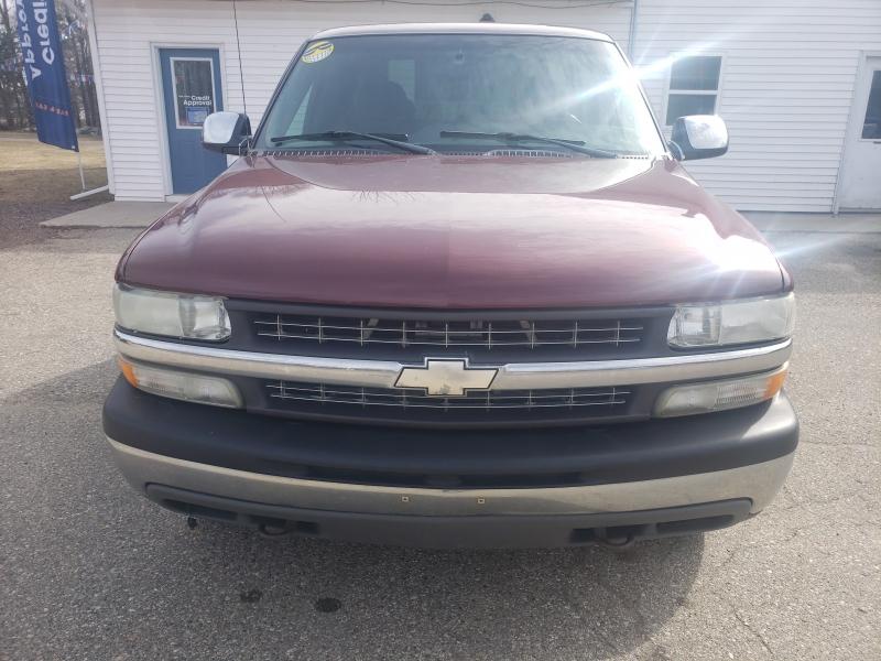 Chevrolet SILVERADO 1500 2002 price $2,495
