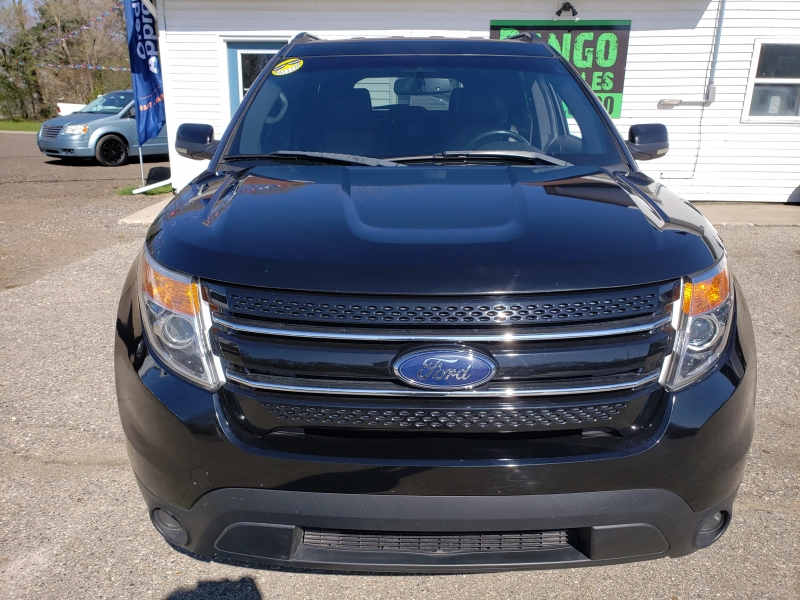 Ford EXPLORER 2012 price $10,780