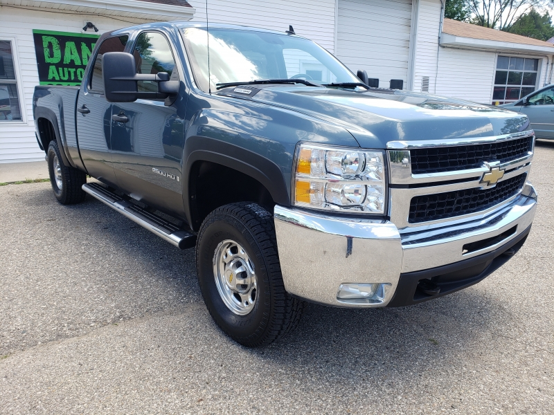 Chevrolet Silverado 2500HD 2008 price $15,780