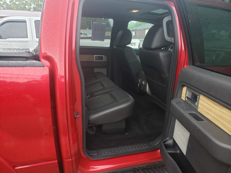Ford F-150 2011 price $15,780