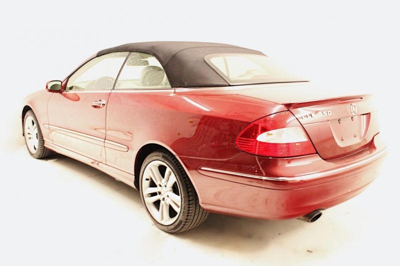 MERCEDES-BENZ CLK 2007 price $5,990
