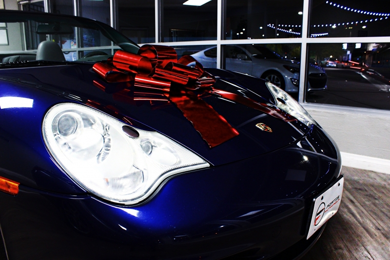 PORSCHE 911 2002 price $16,999