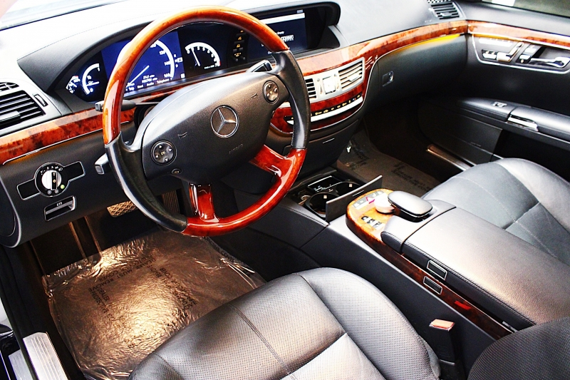 Mercedes-Benz S-Class 2008 price $10,665