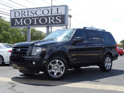 2013 Ford Expedition Limited W/NAV & Dual DVD
