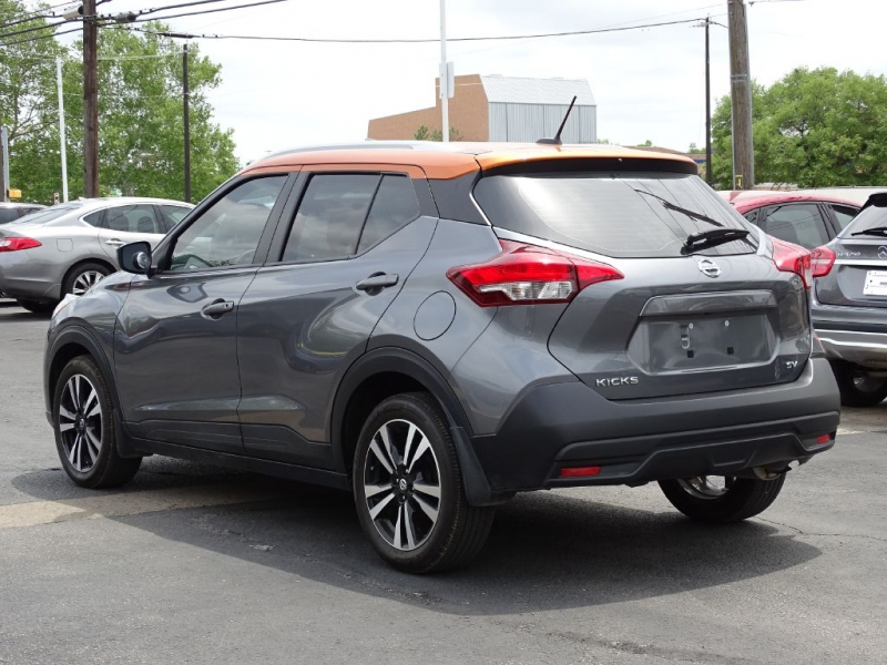 NISSAN KICKS 2018 price $16,900