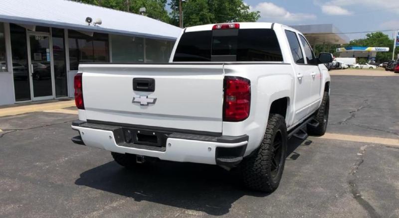 Chevrolet Silverado 1500 2016 price $28,900