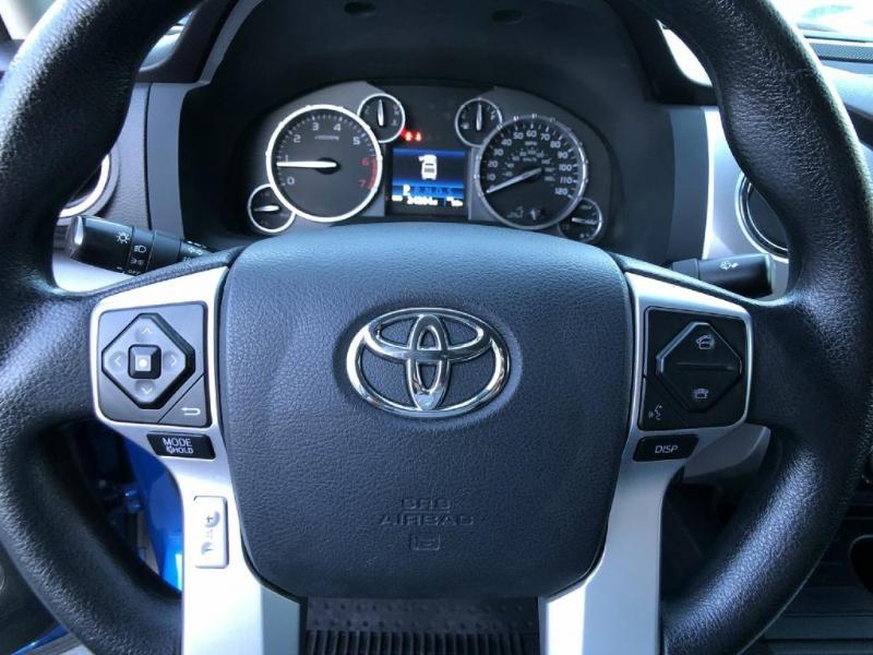 Toyota Tundra 2WD 2017 price $33,900