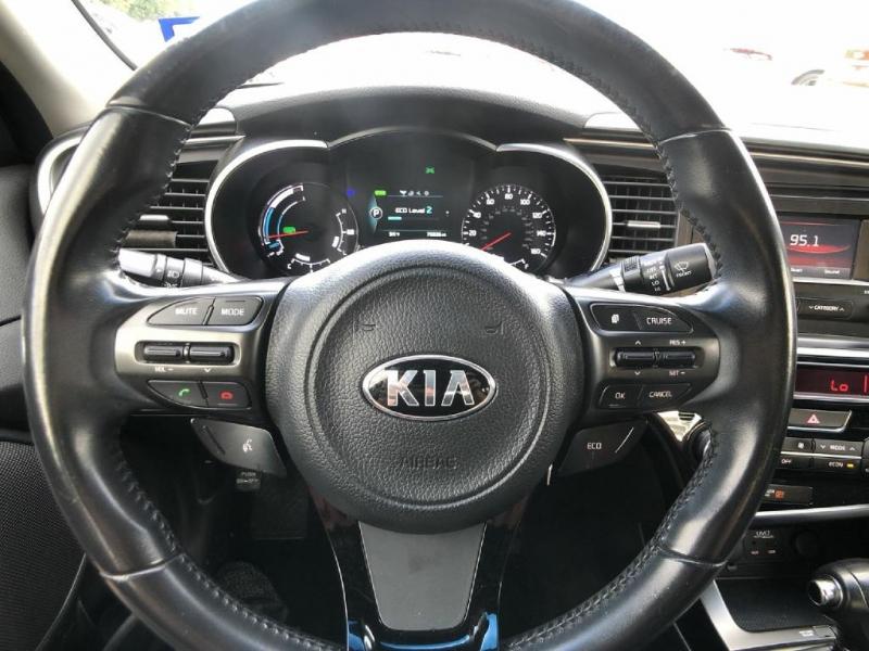 Kia Optima Hybrid 2015 price $9,900