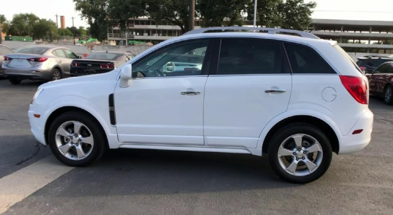 Chevrolet Captiva Sport Fleet 2014 price $10,900