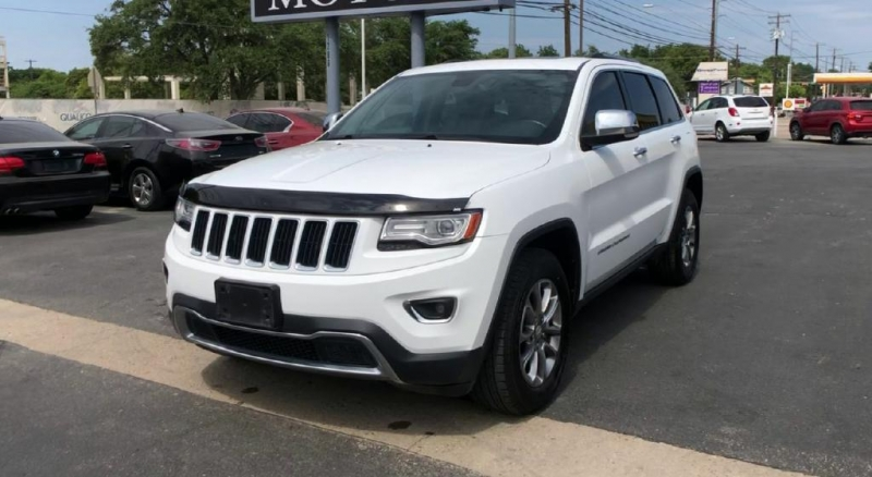Jeep Grand Cherokee 2014 price $16,900