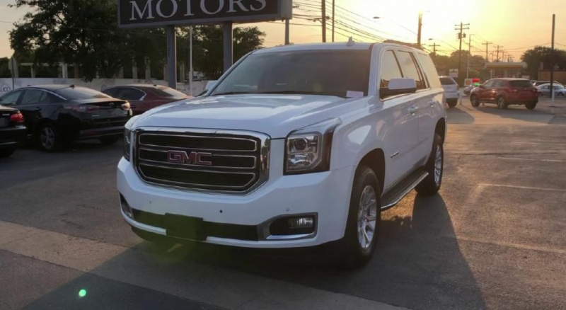GMC Yukon 2015 price $32,900