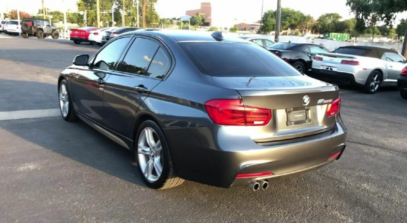 BMW 3 Series 2016 price $22,900
