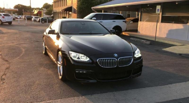 BMW 6 Series 2015 price $32,900
