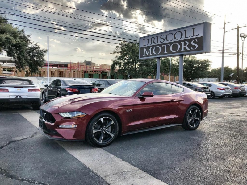 Ford Mustang 2018 price $30,900