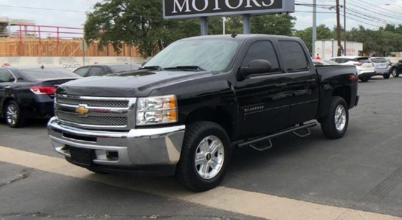 Chevrolet Silverado 1500 2013 price $18,900