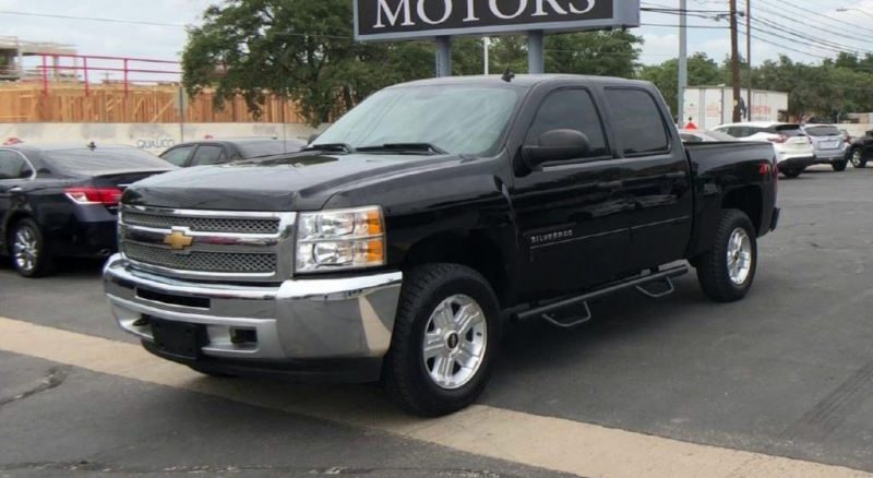 Chevrolet Silverado 1500 2013 price $18,700