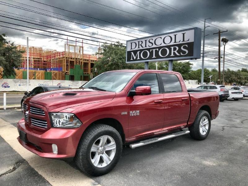 Ram 1500 2013 price $22,500
