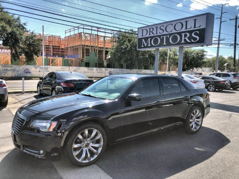 Chrysler 300 2014 price $13,900