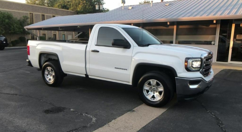 GMC Sierra 1500 2018 price $21,900