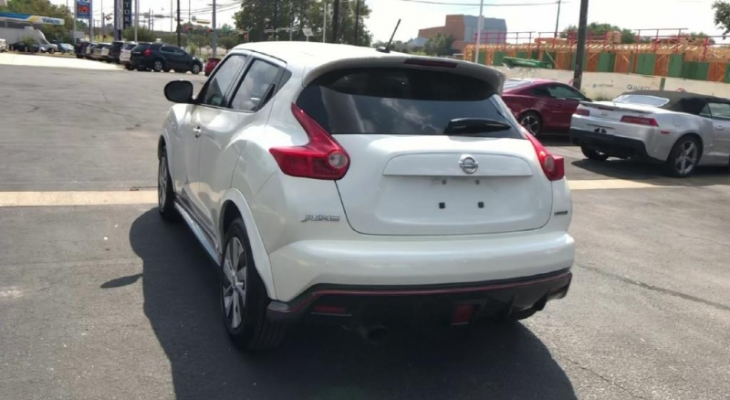 Nissan JUKE 2013 price $9,900