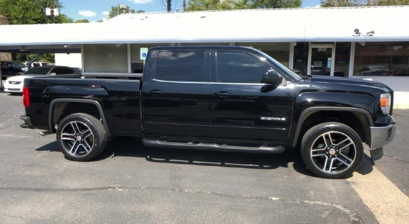 GMC Sierra 1500 2015 price $25,900