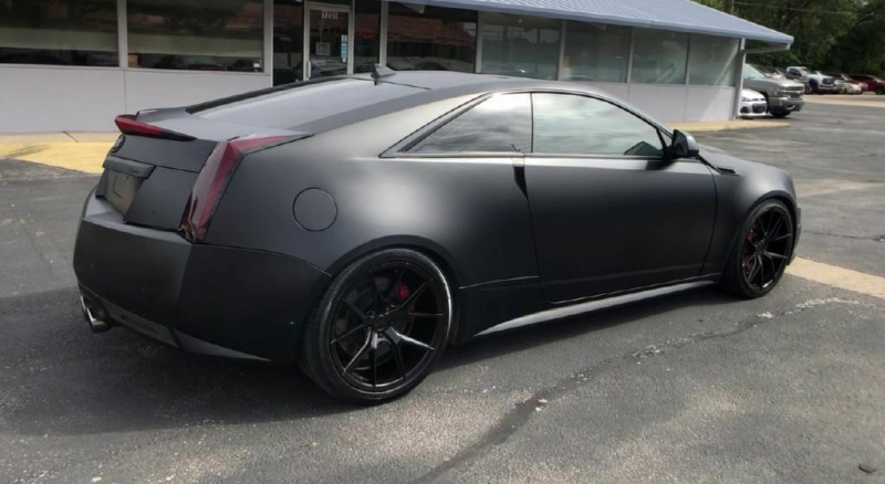 Cadillac CTS-V Coupe 2011 price $30,900
