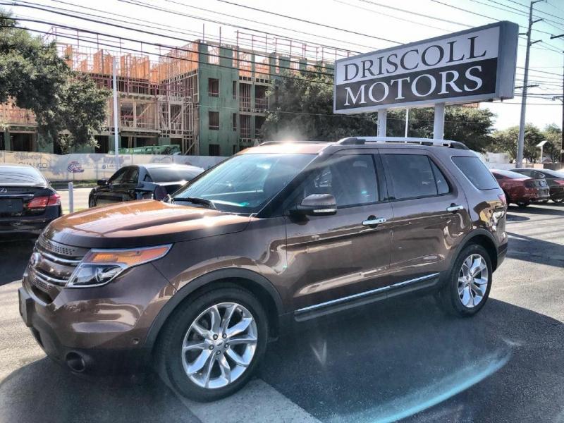 Ford Explorer 2012 price $14,900