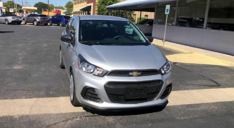 Chevrolet Spark 2017 price $8,400