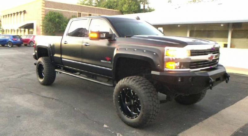 Chevrolet Silverado 2500HD 2015 price $44,500