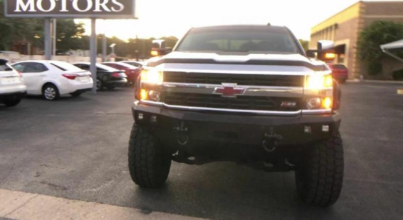 Chevrolet Silverado 2500HD 2015 price $42,600